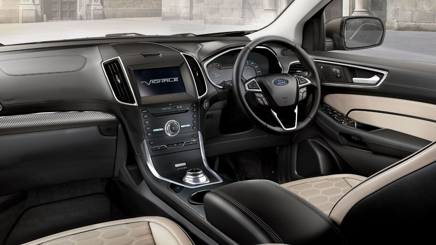 New Ford Edge Arrives in the UK 2019