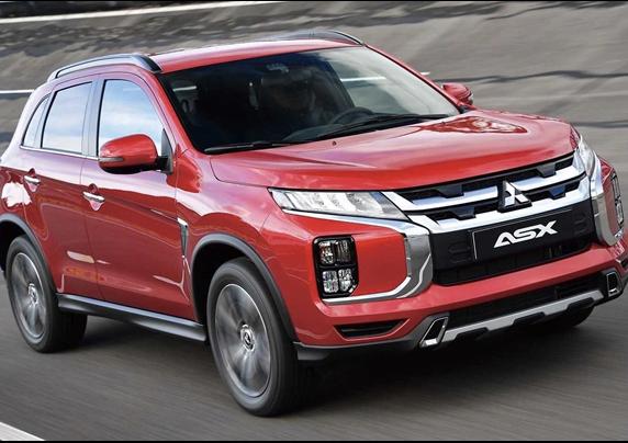 2020 Mitsubishi Asx Breaks Cover At Geneva Motor Show Westaway
