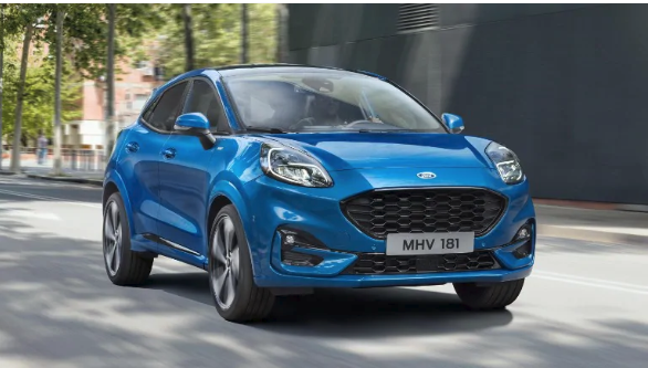 The New Ford Puma SUV 2019