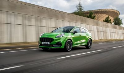 New Ford Puma ST