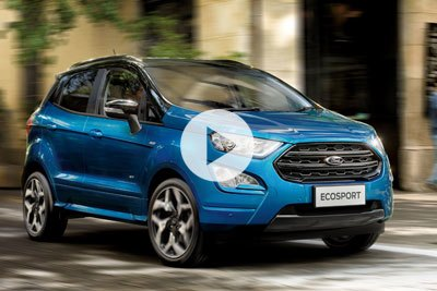 Ford New Ecosport - Overview