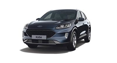 Ford new kuga - Blue Panther