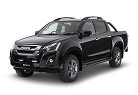 Isuzu Blade - Available In Cosmic Black