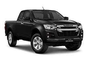 isuzu d max dl20 - Available in Onyx Black