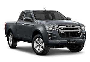 isuzu d max dl20 - Available in Obsidian Grey