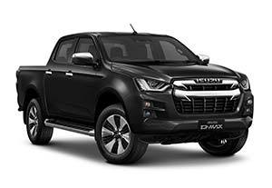 isuzu d max dl40 - Available in Onyx Black