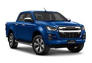 isuzu d max dl40 - Available in Sapphire Blue