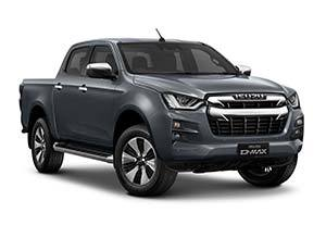 isuzu d max dl40 - Available in Obsidian Grey