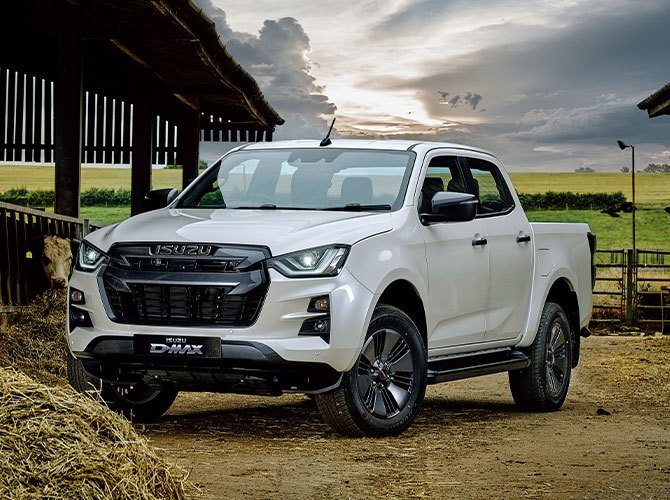 isuzu d max v cross - Overview