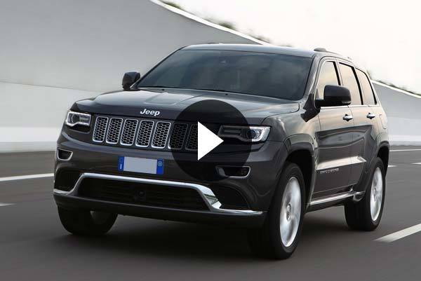Jeep Grand Cherokee - Overview
