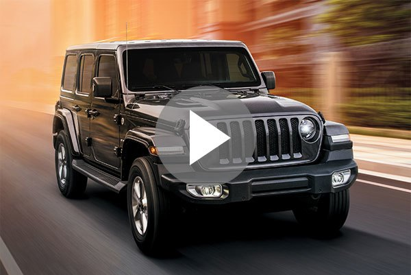 Jeep Wrangler 2 Door - Overview