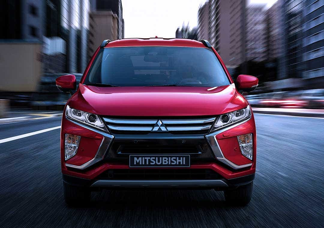Mitsubishi Eclipse Cross - Overview
