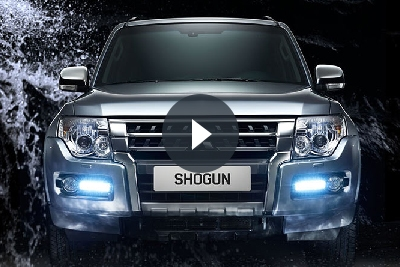 Mitsubishi Shogun Commercial - Overview