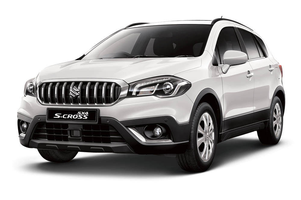 suzuki s cross - Available in White