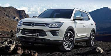 All New SsangYong Korando
