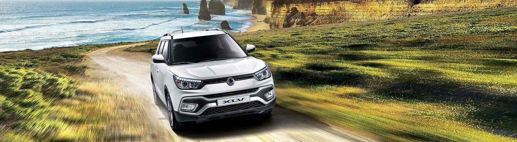 SsangYong Tivoli XLV Contract Hire